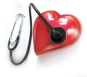 corazon estetoscopio